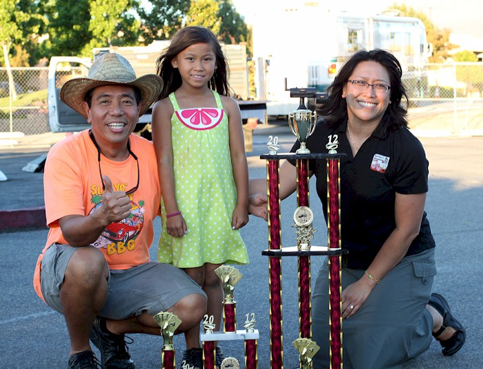 Grand Champion 1st Annual Pechanga Bbq Championship