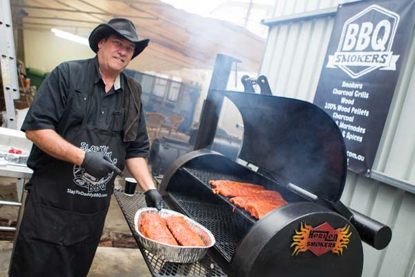 Steve Botkin, Desperado BBQ. Photo by Gavin Leung/G-shot Photography