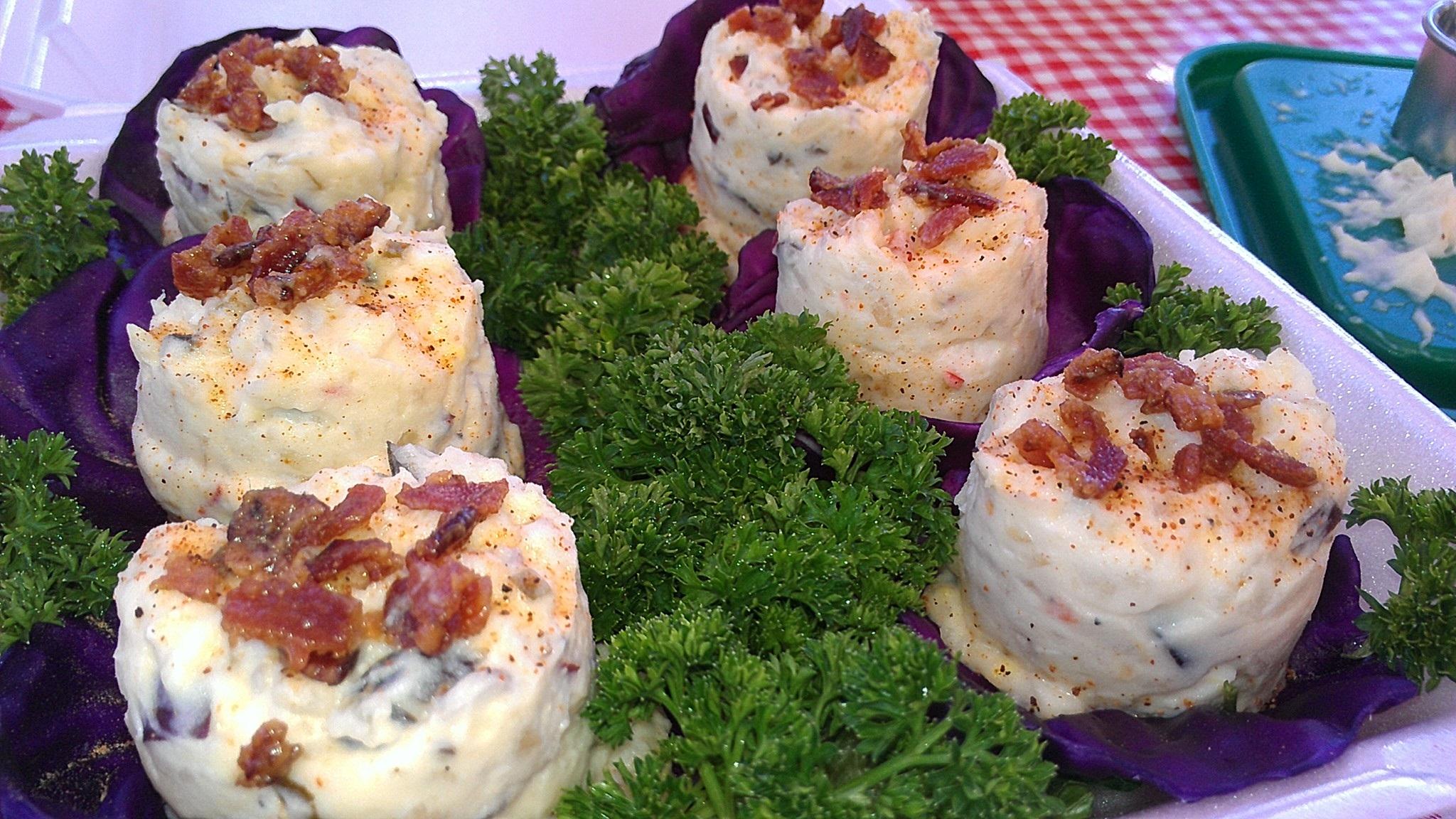 Award winning Country Potato Salad | Slap Yo' Daddy BBQ