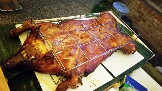La Caja China Pig Roaster Blog And Recipe Slap Yo