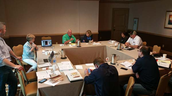 NBBQA 2016 Board Meeting in Jacksonville, FL