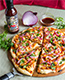Slapilicious BBQ Chicken Pizza