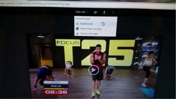 Shaun of T25 insanity workout