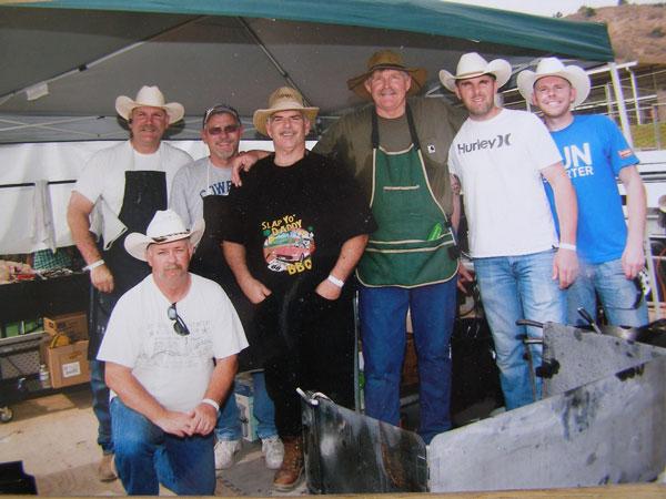 Dan's Rodeo Cooking Crew