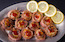 Surf n Turf Tri-Tip Wrapped Scallops