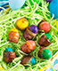 Bacon Wrapped Easter Eggs (aka Pig Eggs)