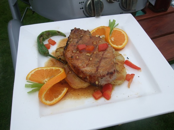 Grilled-Moroccan-Ginger-Orange-Pork-Loin-585