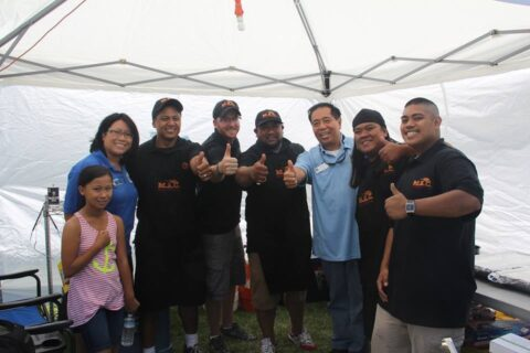Competition Barbecue – A journey of inspiration and reconciliation