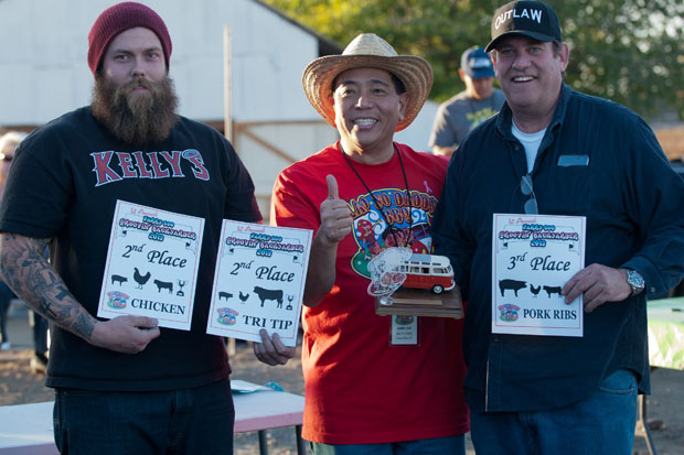 Outlaw BBQ - Grand Champion