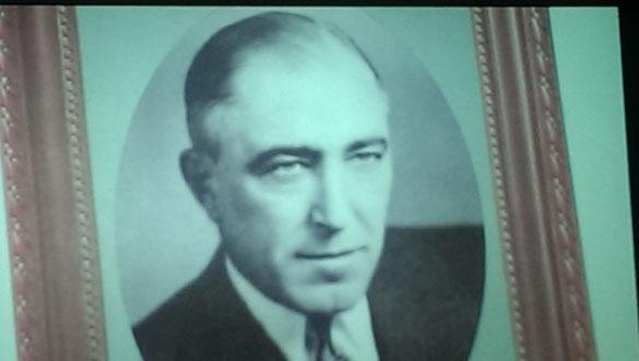 Mr. Hormel, the founder