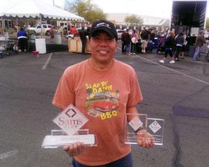 Reserve Champion at Sam's Regional Finals in Vegas, April 2014