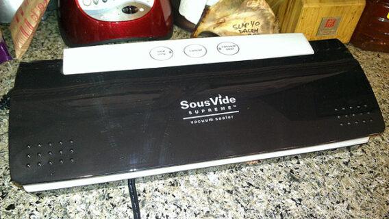 SVS Vacuum Sealer