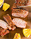 Sweet Pineapple Soy Grilled Pork Tenderloin
