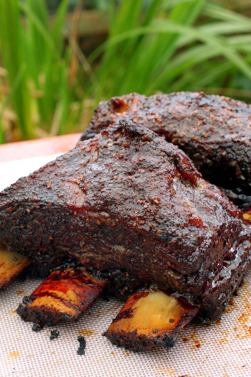 Barbecue Beef Short Ribs | Slap Yo' Daddy BBQ