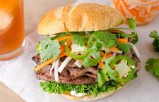 Cabernet and Gorgonzola Burger Sliders | Slap Yo' Daddy BBQ